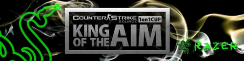 Counter-Strike:Source の 1vs1 大会『KING OF THE AIM #2』の参加登録締め切りは本日まで