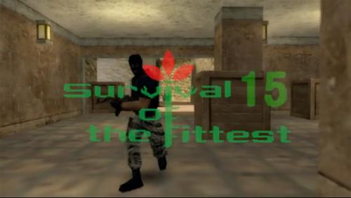 ムービー『Survival of the fittest – 15 FragHighlight Movie』