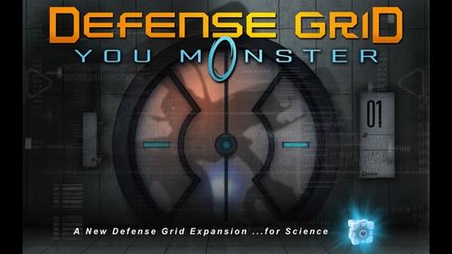 『Portal』シリーズの GLaDOS が登場する『Defense Grid: The Awakening』の DLC が 12 月 7 日(水)に発売