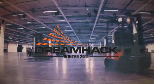 ムービー『DreamHack Winter 2011 highlights』