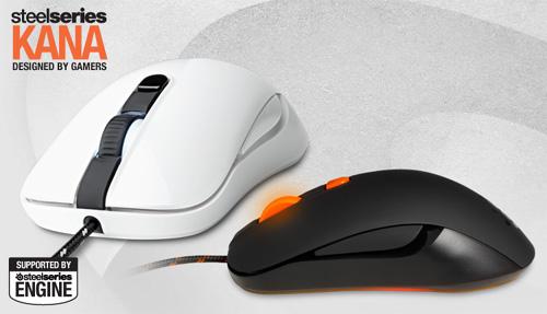 BRZRK 氏によるゲーミングマウス『SteelSeries Kana』レビュー
