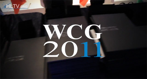 ムービー『WCG 2011 highlights』