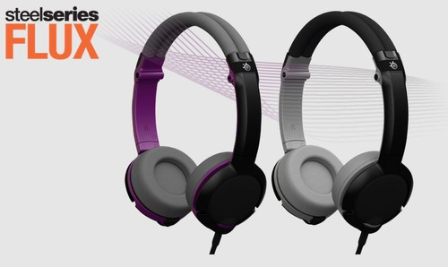 『SteelSeries』が折りたたみ可能な多用途向けのゲーミングヘッドセット『SteelSeries Flux』を発表