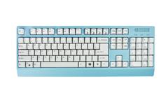 ゲーミングキーボード『ZOWIE CELERITAS』の DIVINA カラー(ピンク、ブルー)が発売予定