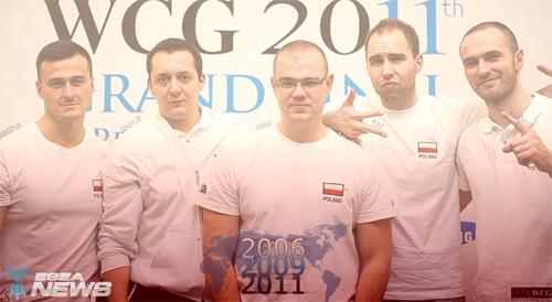 ムービー『ESC Gaming Win WCG 2011 Frag Movie』