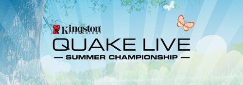 『Kingston Quake Live Summer Championship』の 招待プレーヤーが追加発表