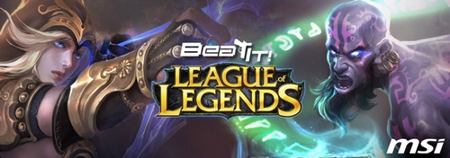 『Dreamhack Summer 2012』にて賞金 $40,000 の『DreamHack MSI Beat IT League of Legends Tournament』開催