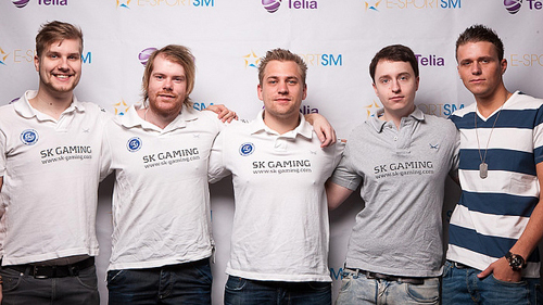 『SK Gaming』が Counter-Strike1.6 チームの解散を公式に発表
