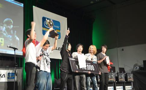 『CrossFire Championship 2012 Season2』で spline が優勝し新チャンピオンの座を獲得