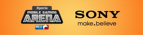 『Major League Gaming』がスマートフォン用の競技ゲーミングプラットフォーム『Xperia Mobile Gaming Arena』をスタート