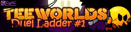 『Teeworlds Duel ladder #1』が 6 月 4 ~ 24 日に開催