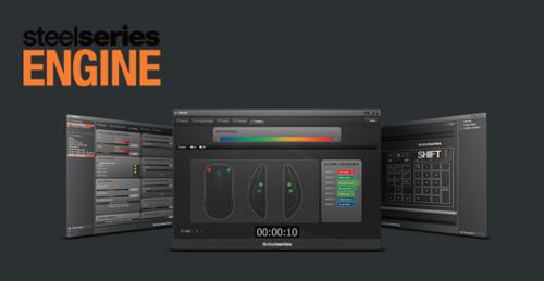 『SteelSeries』のゲーミングデバイス設定ソフトウェア『SteelSeries Engine』アップデート(2012-08-22)