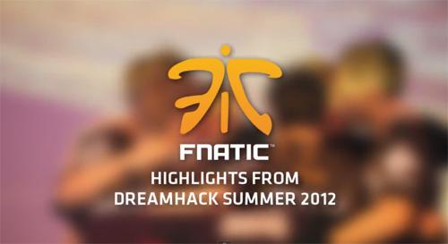 ムービー『SteelSeries Presents: Fnatic at DreamHack Summer 2012』
