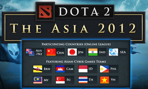 『The Asia 2012』DOTA2 部門の日本予選が開催