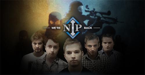 HeatoN が Ninjas in Pyjamas の再始動を発表、元 SK Gaming の f0rest、GeT_RiGhT、Fnatic を脱退した Xizt が所属し CS:GO で活動を開始