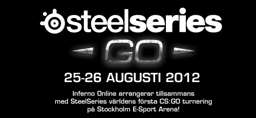 Counter-Strike: Global Offensive のオフライン大会『SteelSeries GO Tournament』で Ninjas in Pyjamas が優勝