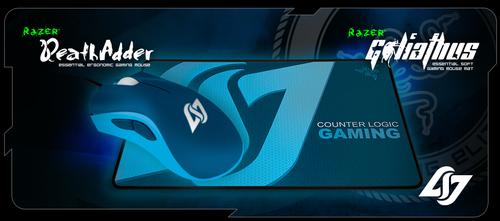 『Razer』がプロゲームチーム Counter Logic Gaming モデルのゲーミングデバイスを発表