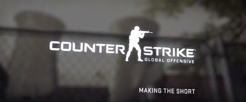 『Counter-Strike: Global Offensive Trailer』のメイキングムービー公開