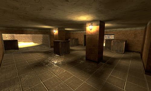 『Counter-Strike: Global Offensive』バージョンの de_tuscan が 9 月末にリリース予定