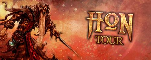 『Heroes of Neweth』大会『HoN Tour』が賞金総額 $330,000 で 2012 年 12 月~ 2013 年 4 月に開催