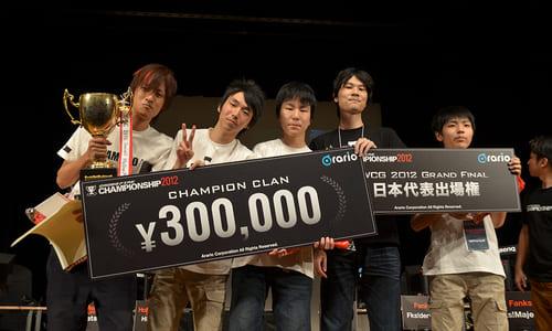 『CrossFire CHAMPIONSHIP 2012 Season4』で HollowMellow (LIA-BLUFF) がチャンピオン防衛、『World Cyber Games 2012』日本代表の座を獲得