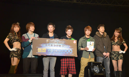 『SPECIAL FORCE 日本代表決定戦』で True Strike が優勝、SPECIAL FORCE 世界大会の出場権を獲得
