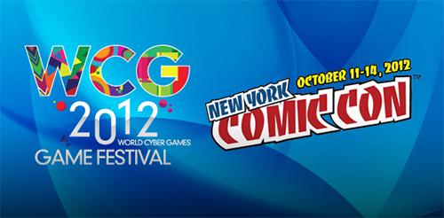 『World Cyber Games 2012』アメリカ予選が現地時間の 10 月 12 ~ 14日に開催