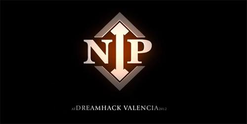 ムービー『CS:GO – NiP at Dreamhack Valencia』