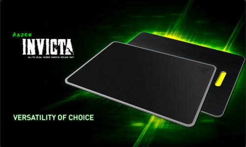 Razer が 2013/2014 年コレクションのゲーミングマウスパッド『Razer Invicta』『Razer Manticor『Razer Destructor 2』『Razer Megasoma 2』を発表