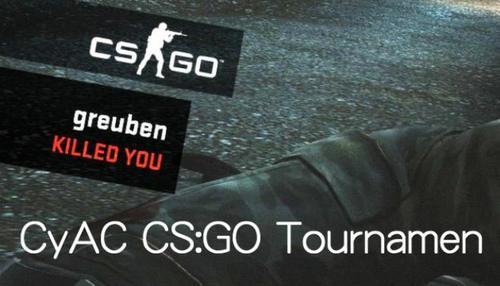 『CyAC CS:GO tournament(CCGT)』が 12 月 8 日(土) 21 時より開催