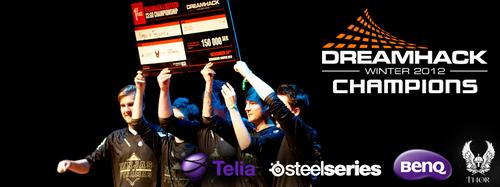 『DreamHack Logitech CS:GO Championship』で Ninjas in Pyjamas が優勝
