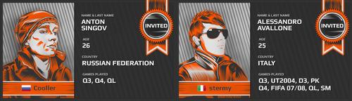 QUAKE シリーズのレジェンドプレーヤーが出場する招待トーナメント『FACEIT: Legends Cup』が開催