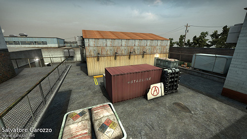 元 Team 3D の Volcano が de_cache の Counter-Strike: Global Offensive 版をリリース