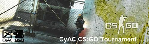 『CyAC CS:GO tournament(CCGT)』で Team ReGenesis が優勝