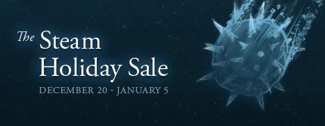 『Steam Holyday Sale』で Counter-Strike シリーズが 50 ~ 70 % 割引で販売中