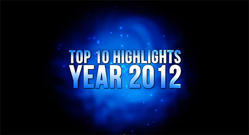ムービー『Top 10 Highlights of the Year 2012 (CS:GO)』