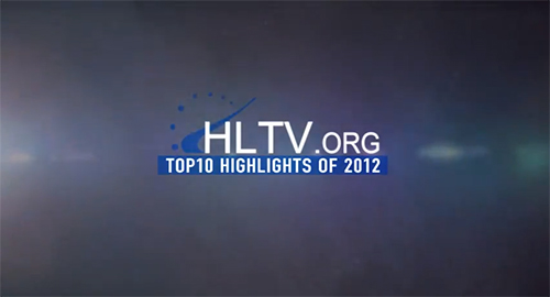 ムービー『HLTV.org Top 10 CS:GO highlights of 2012』