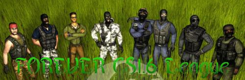 Counter-Strike1.6 大会『FOREVER CS1.6 League』決勝戦が 21 時よりスタート