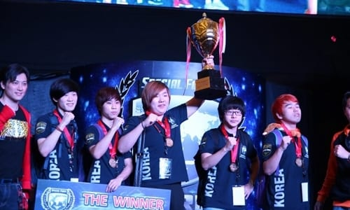 『Special Force World Championship Thailand』で SCAMMER (韓国)が優勝、日本代表 True Strike は 5 位に