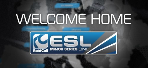 『Electronic Sports League(ESL)』が賞金総額 $156,000 の Counter-Strike: Global Offensive 大会『RaidCall ESL Major Series One』開催を発表