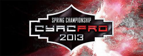 Call of Duty Black Ops 2 大会『CyAC PRO 2013 Spring』の特別招待チーム発表