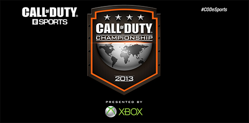 賞金 100 万ドルの Call of Duty: Black Ops 2 大会『Call of Duty Championship』が 4 月 5 ~ 7 日に開催