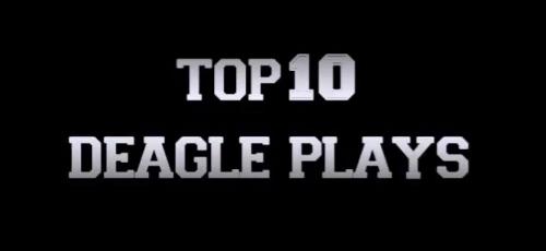 ムービー『TOP10 DEAGLE FRAGS/PLAYS by pugt』