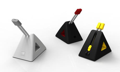 『ZOWIE GEAR』がマウスコードホルダー『CMADE』を発表、海外では 5 月に $24.99 で発売