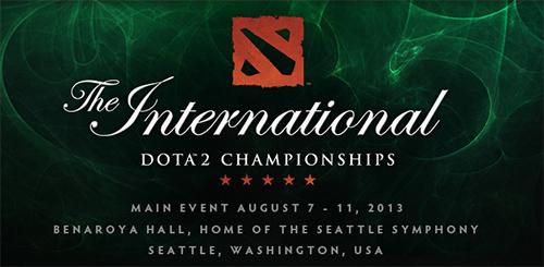 『DOTA2』公式大会『The International 3』が2013年8月7~11日に開催