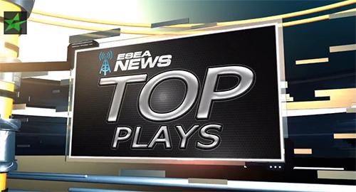 ムービー『Top 10 CS:GO Frags at ESEA LAN 13』