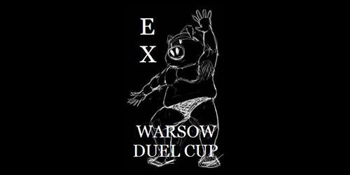 Warsowの1vs1大会『EX WARSOW DUEL CUP』が4/27(土)20時よりスタート