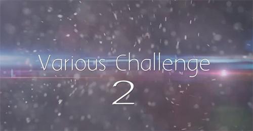 ムービー『CS:GO Various Challenge #2 Fraghighlight』