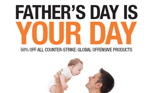 『SteelSeries』が Counter-Strike: Global Offensive コラボゲーミングデバイスの父の日記念50%割引セールを実施中