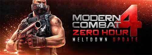 スマートフォン用タイトル『Modern Combat 4 : Zero Hour』 大会を6月30日(日)21時より開催